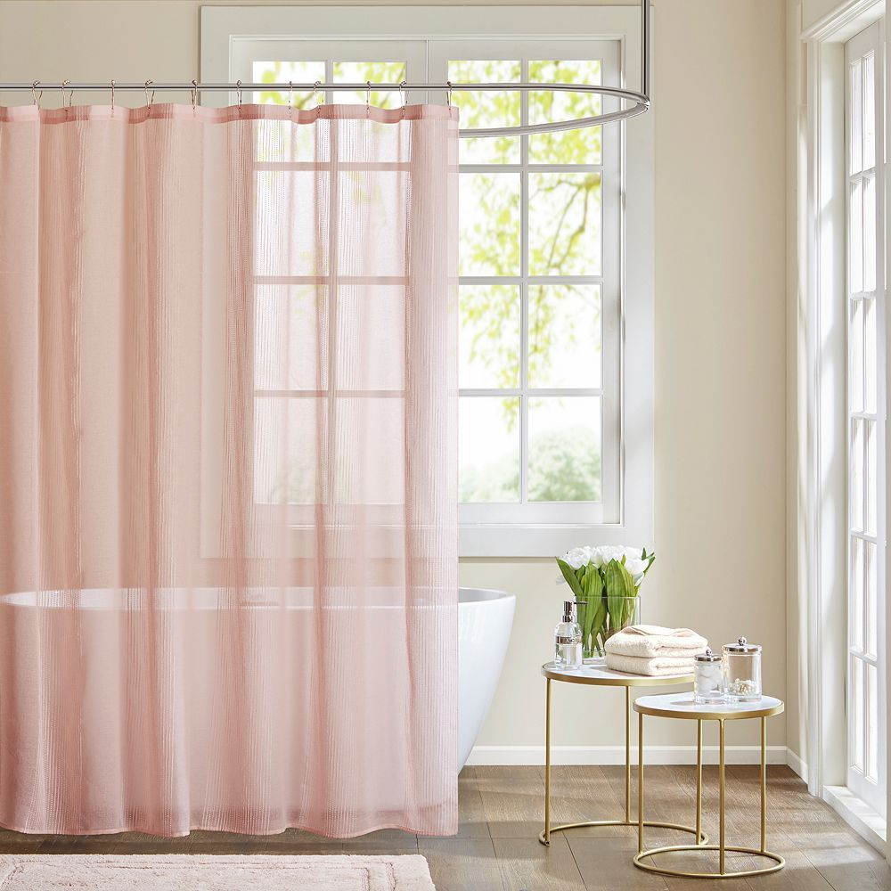Madison park lydia sheer shower curtain products pinterest