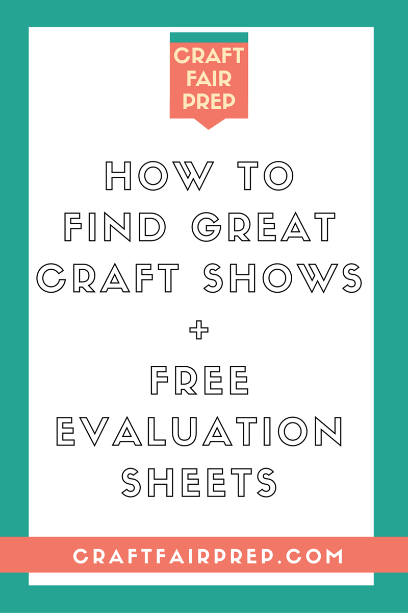 How to Research a Craft Show with List of Questions to Ask