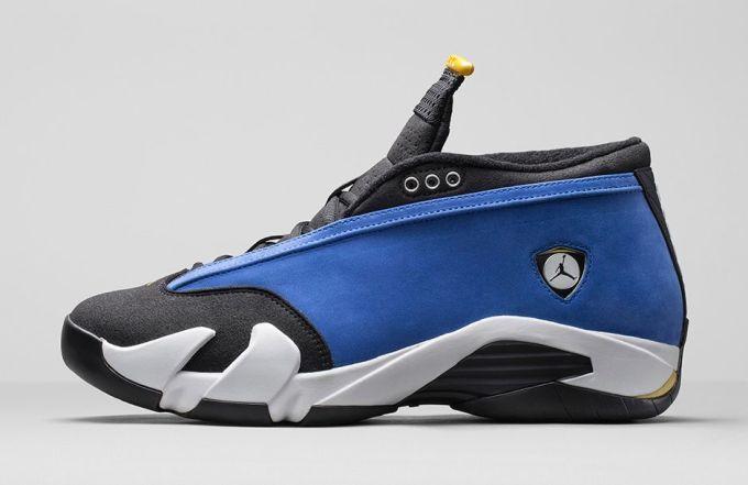 "Air Jordan XIV Low ""Laney"" - Sneaker Release Guide 10-1-2015   Complex UK"