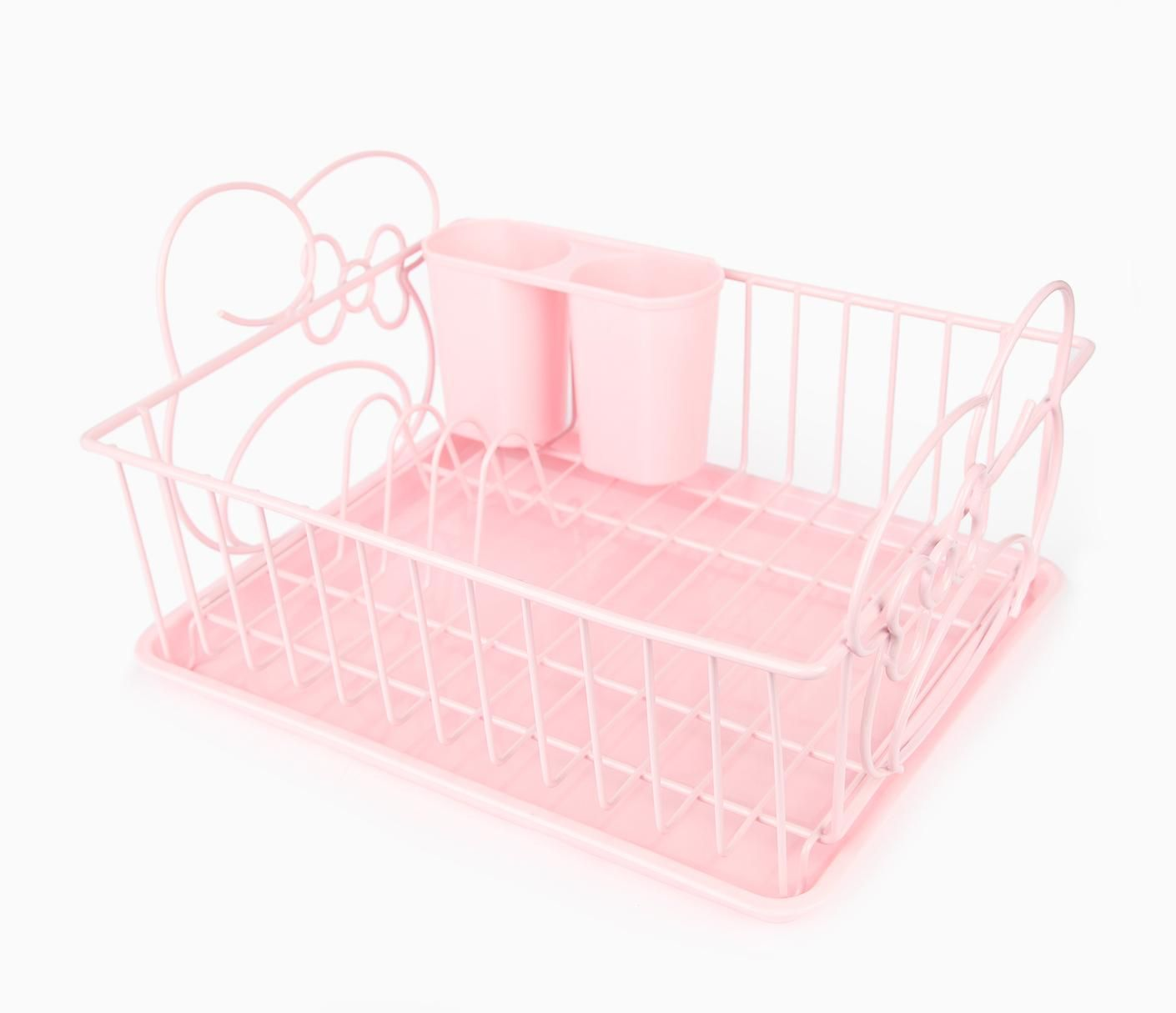 Hello Kitty Küchenutensilien My Melody Dish Drainer Pink If I Need One I Might As Well Have A