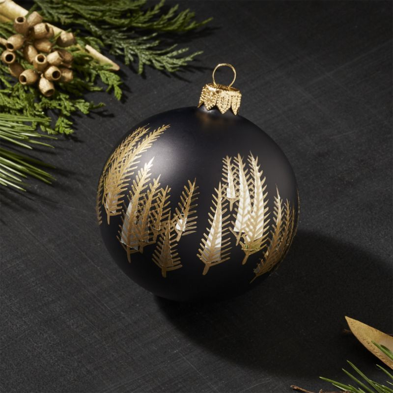 Christmas Tree Ornaments | Crate and Barrel