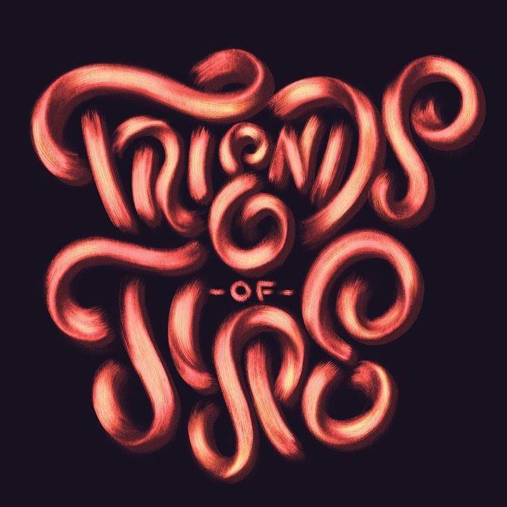 Friends of Type by Jordan Metcalf
