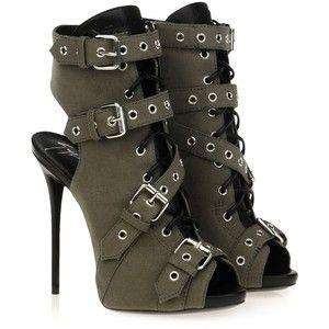 e40223 001 - Stivaletti Donna - Scarpe Donna su Giuseppe Zanotti Design Online Store