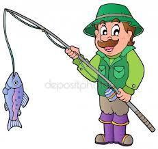 Vysledok Vyhľadavania Obrazkov Pre Dopyt Rybar Na Rybach Kresleny