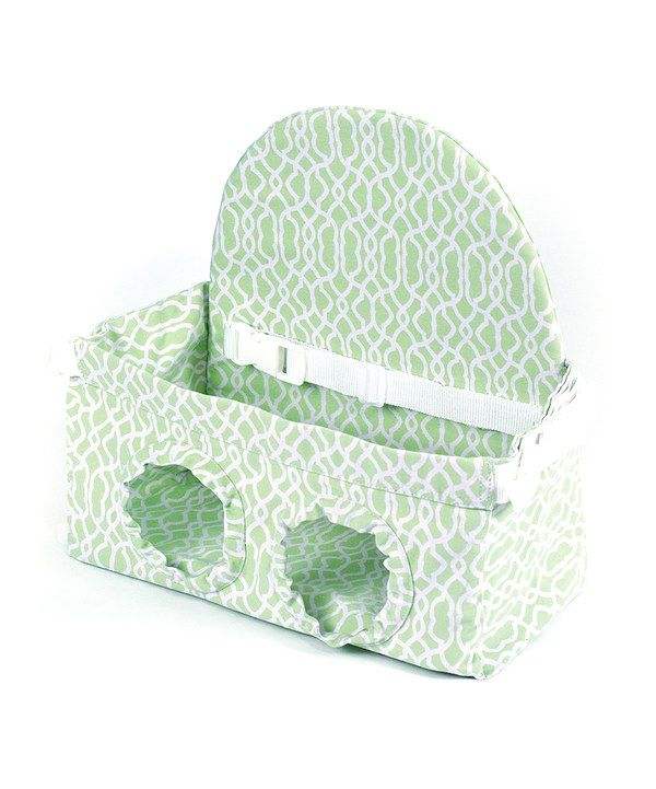 Look at this Bright Mint Green Buggy Bench on #zulily today!