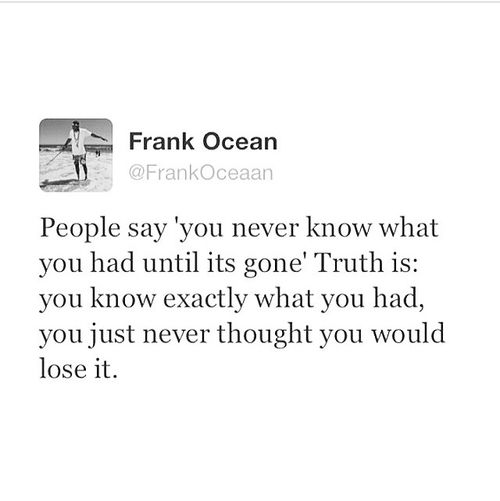 quote and frank ocean image | let me preach | Frank ocean ...