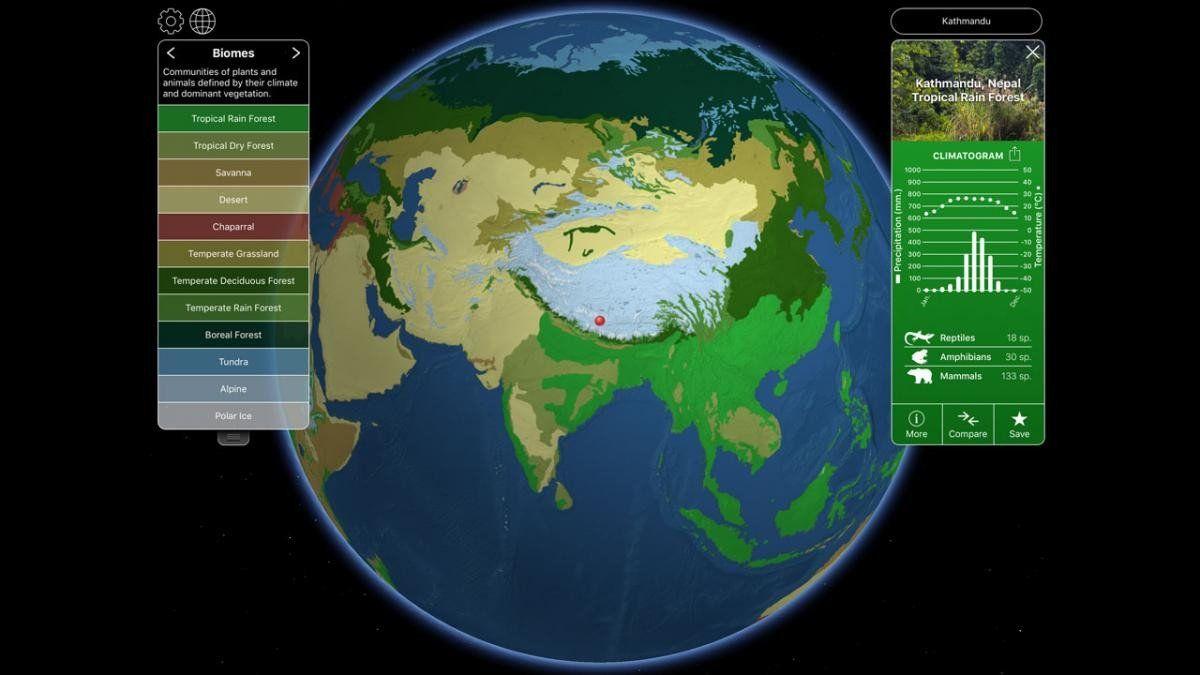 4 4 Biomes Worksheet Answers Biomeviewer Biomes Ap Environmental Science Environmental Science