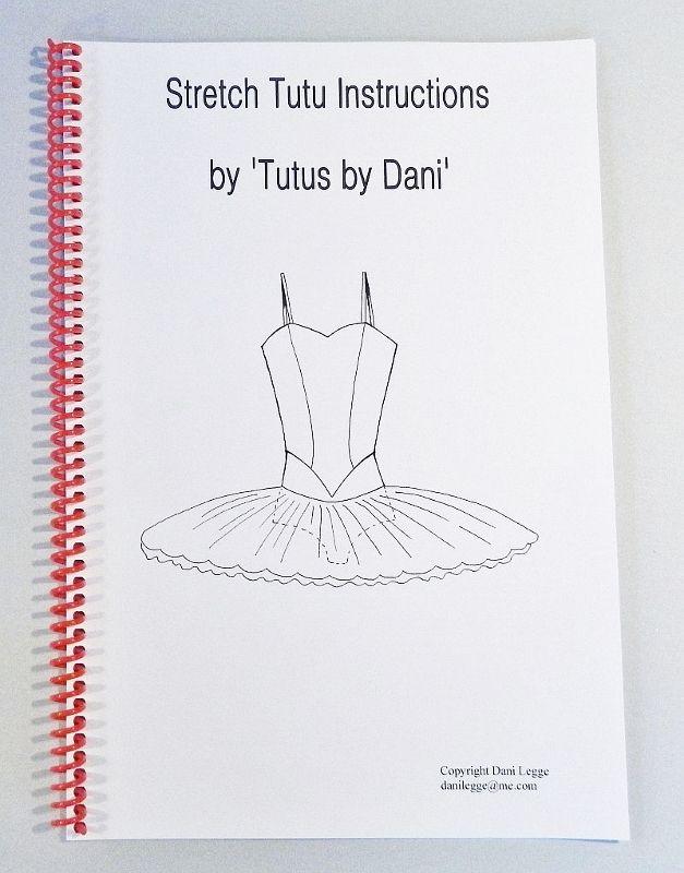 Pattern for stretch tutu | ballet | Ballet, Tutú y Ballet vestuario