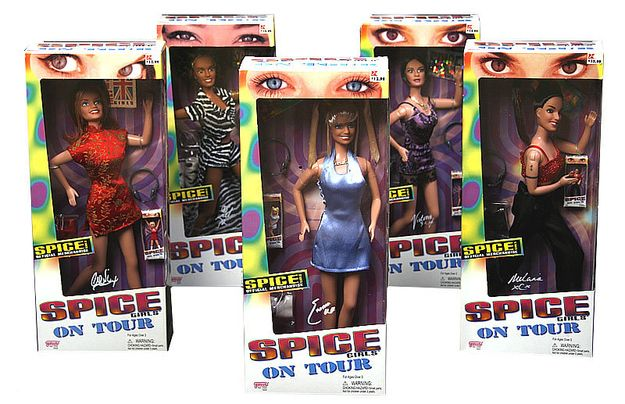 53dbcdc40dc9 27 Pieces Of Spice Girls Merch You Wish You Still Had