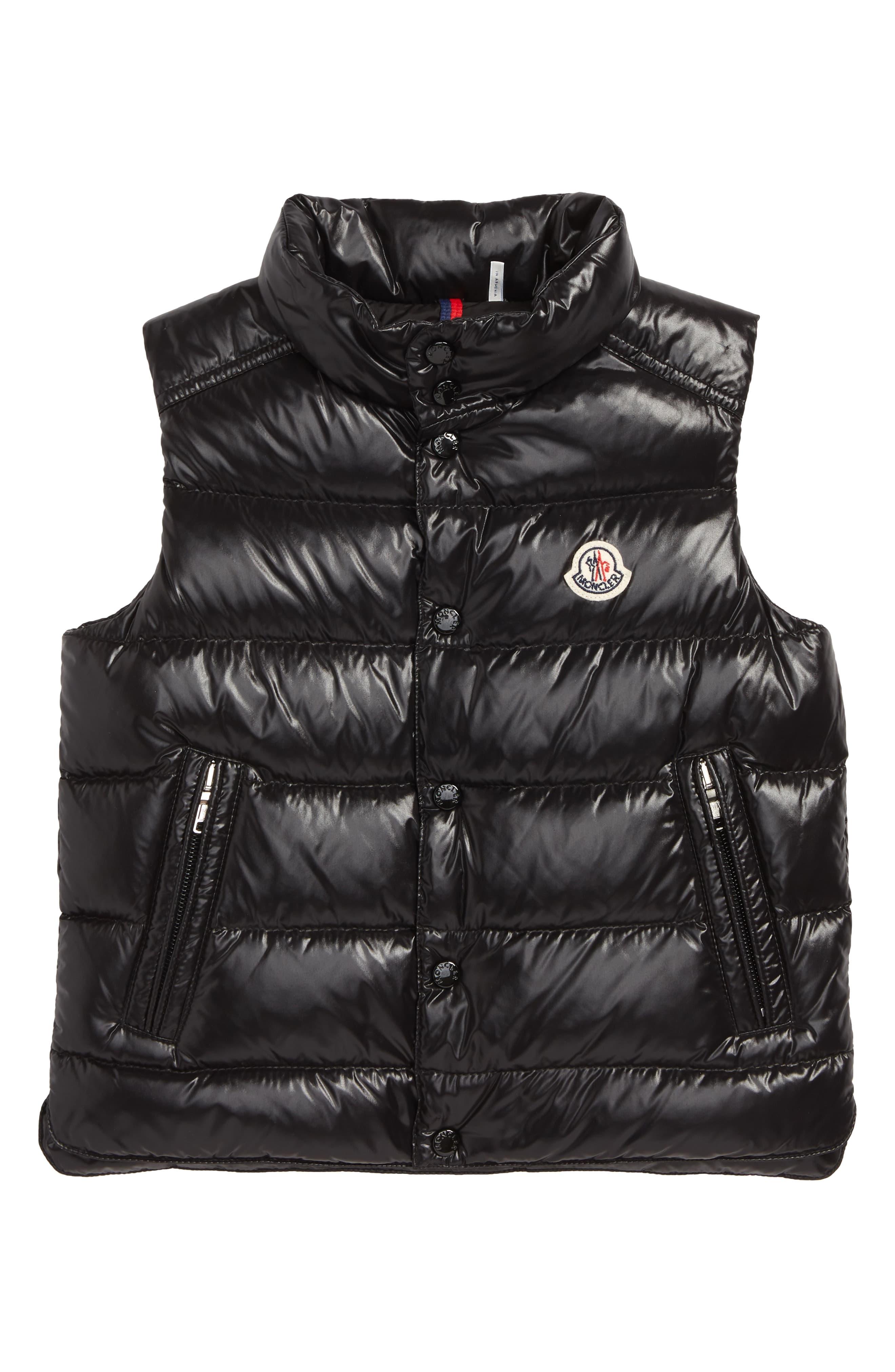 Moncler Tib Down Vest (Little Kid & Big Kid Down vest