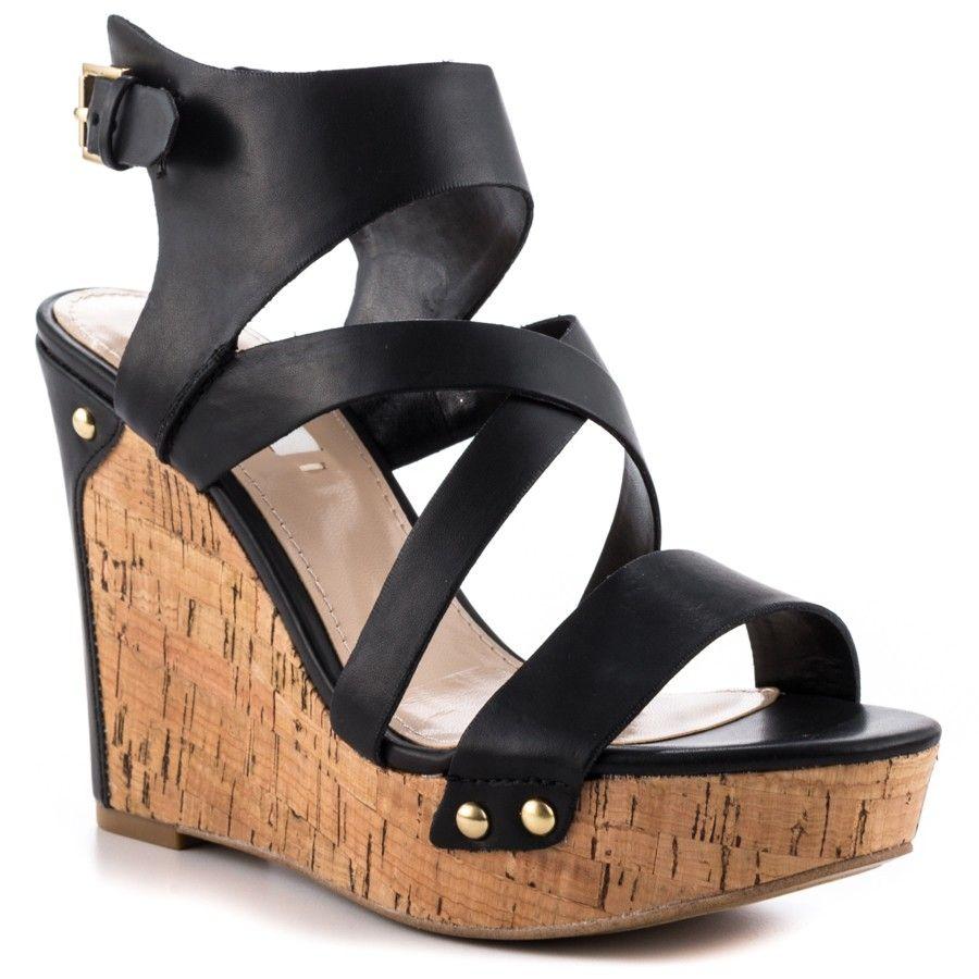 Hylie - Black LL. Guess ShoesShoe ...