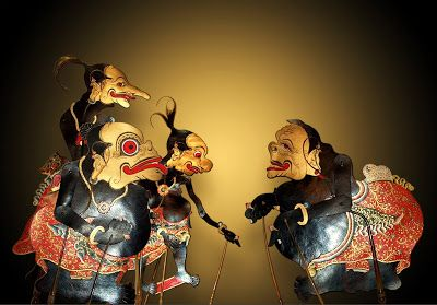 Javanese Shadow puppets