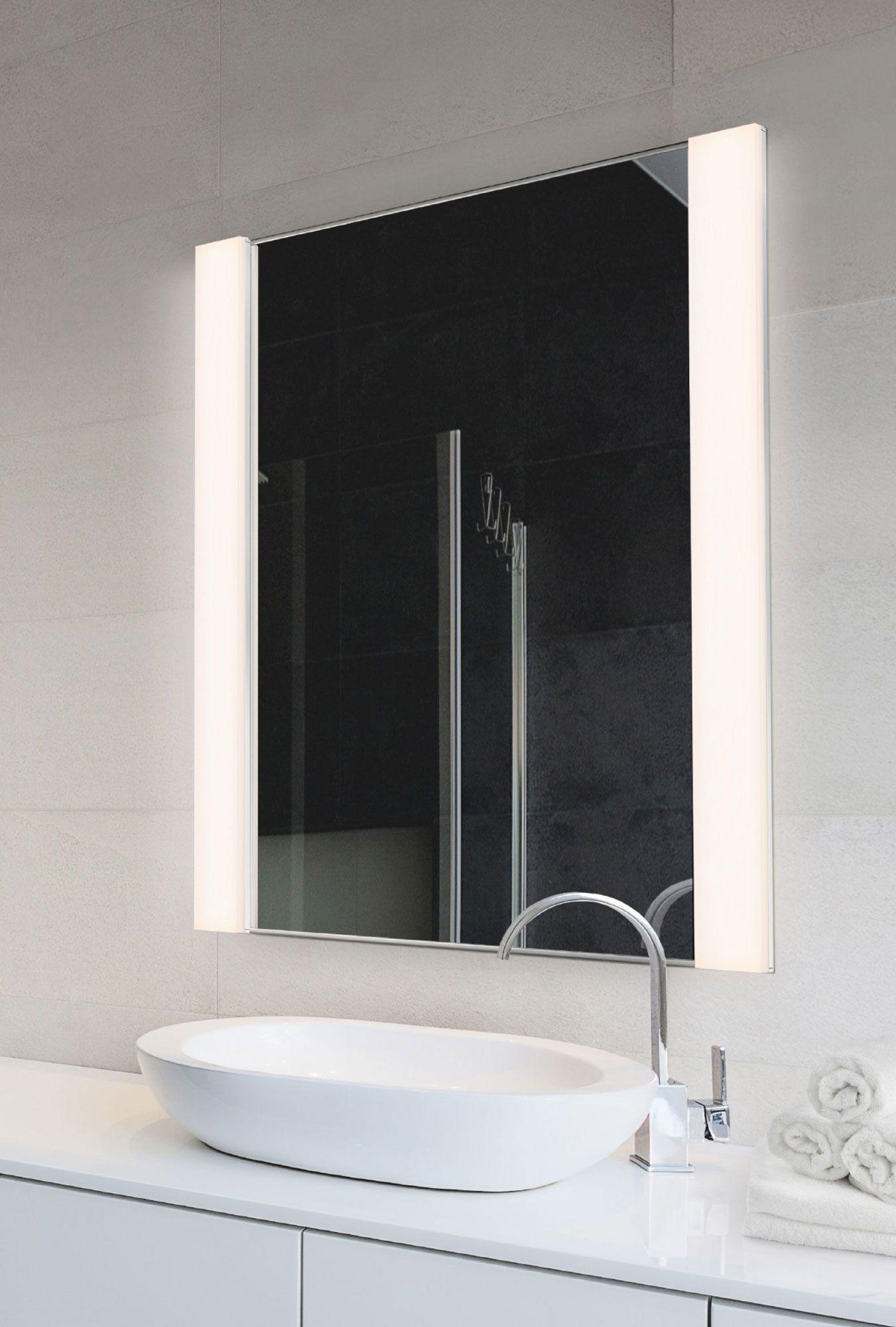 Vanity Vertical Mirror Kit By Sonneman A Way Of Light
