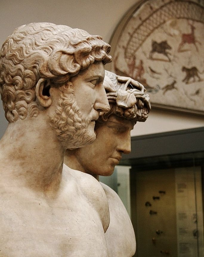 Hadrian and antinous homosexual adoption