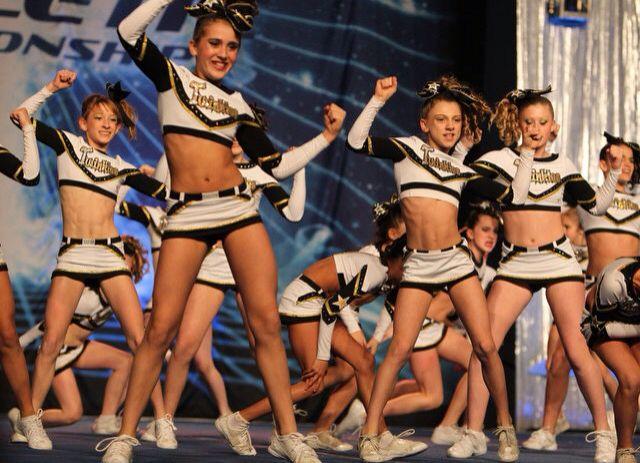 World Cup Twinkles Cheer Team Cheerleading Cheer