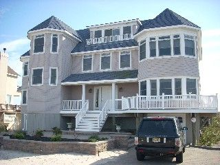 Westhampton Beach House Rental: Spectacular Oceanfront Hamptons Beach House    Dune Road, Westhampton Beach