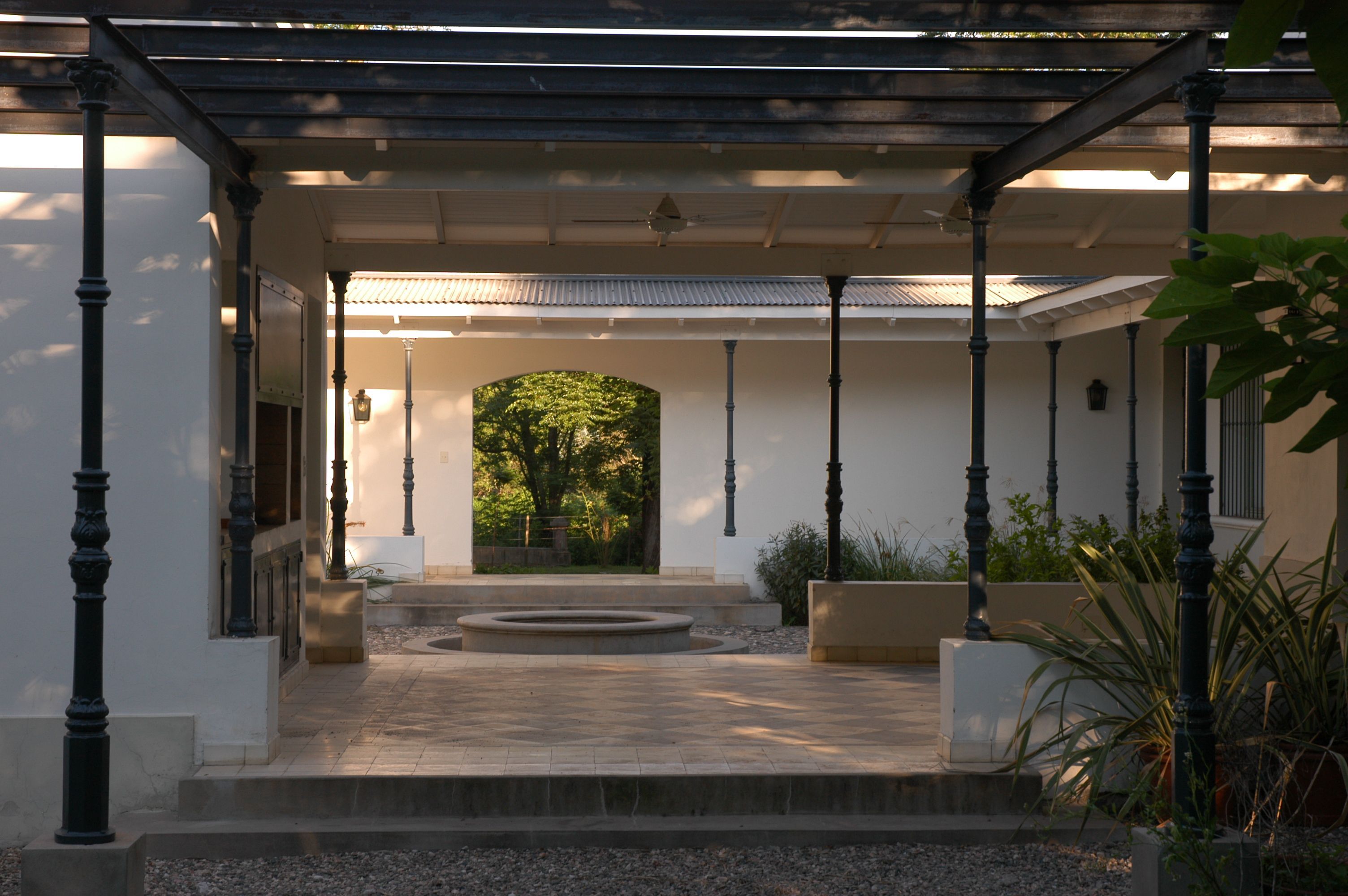 Arquitectura Paisajismo Ricardo Pereyra Iraola