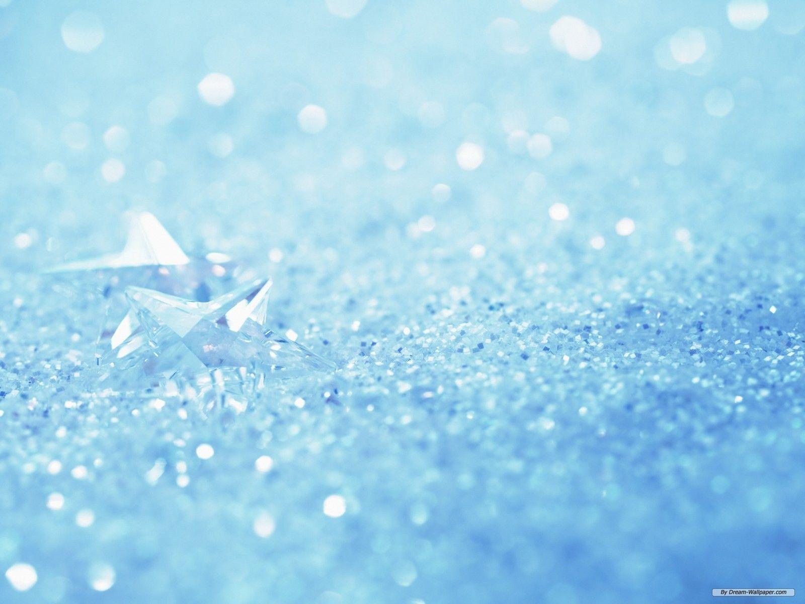 light blue glitter Sparkle Pinterest