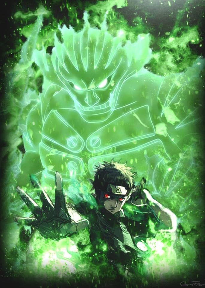 Shisui S Susano O Gambar Anime Seni Anime Animasi