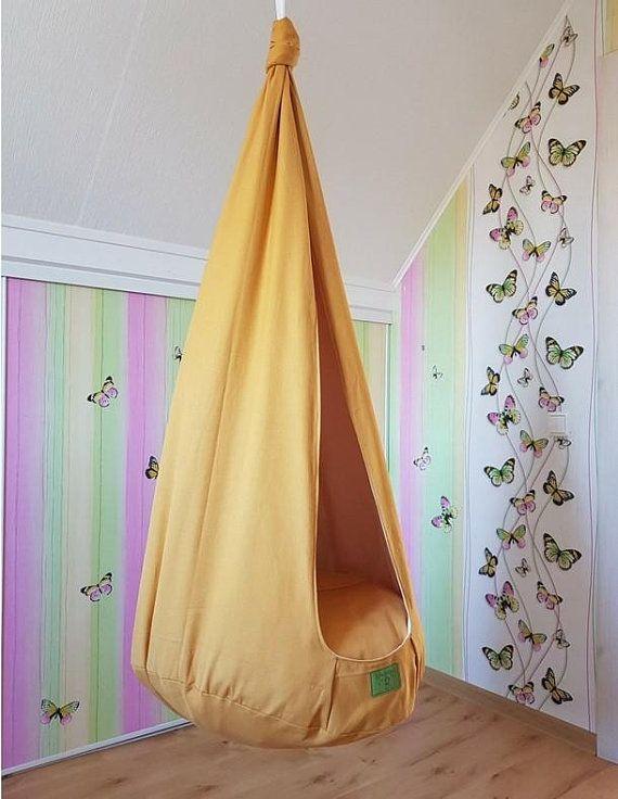 Cocoon Swing/ Toddler Swing/ Children swing/ Indoor Swing ...