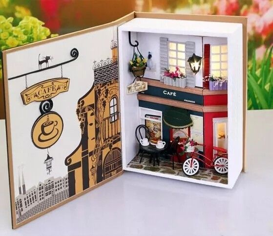Pin By Tammy Crenshaw On Room Boxes Vignettes Dollhouse