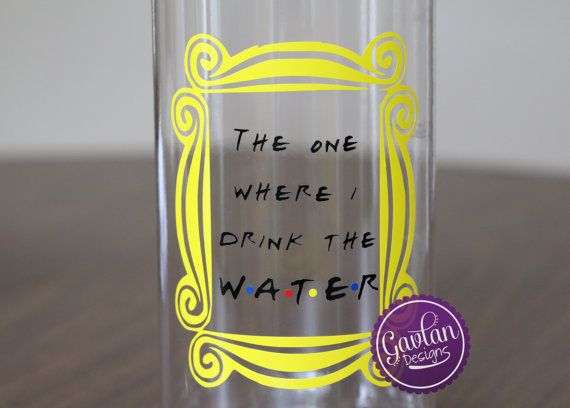 Friends inspired picture frame 16 oz Acrylic tumbler