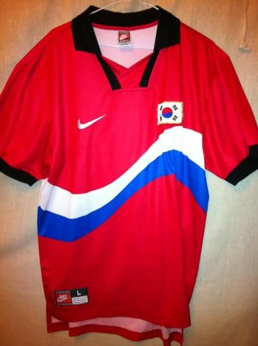 88402620439 Corea del Sur 1997 Nike Home