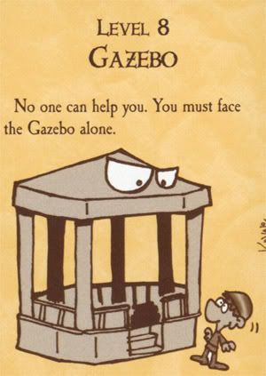 Image result for attack the gazebo d&d