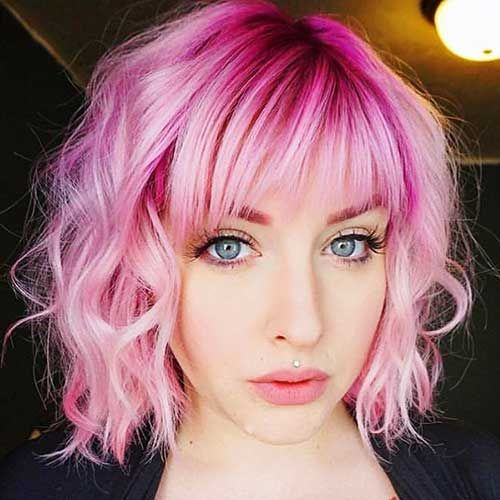 Really Lovely 20 + Short Pink Hair Ideas