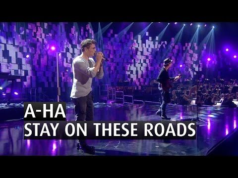 A Ha Stay On These Roads The 2015 Nobel Peace Prize Concert