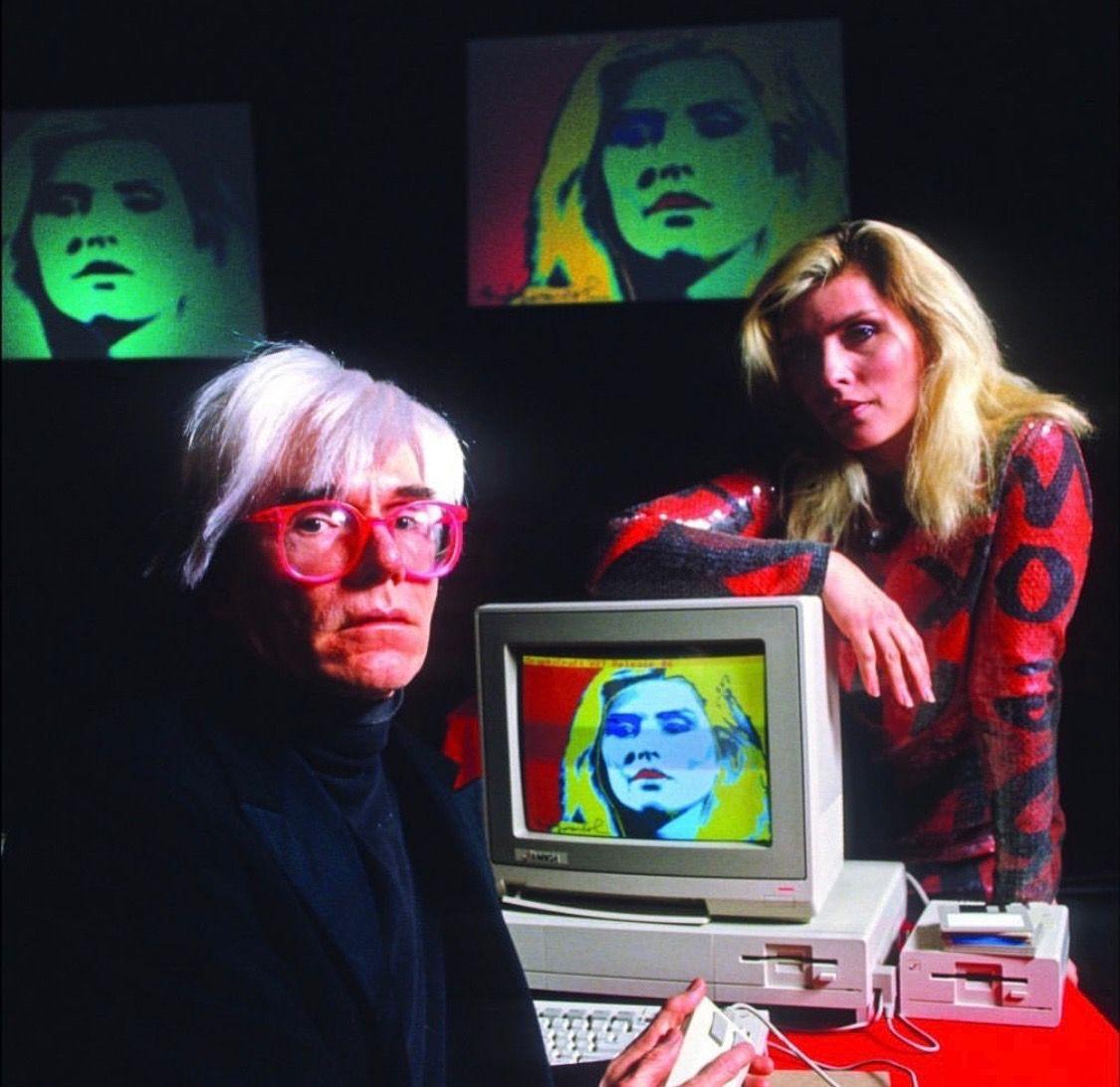 Andy Warhol Art Project | Emi Gurumi | Andy warhol art