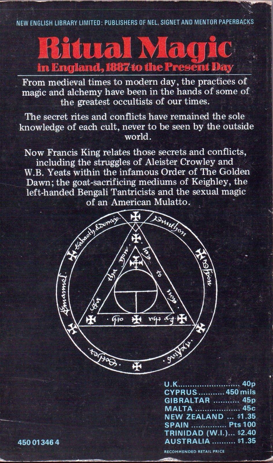 Ritual Magic   Books I want to read/remember   Pinterest   Magia, Alquimia  and Libros