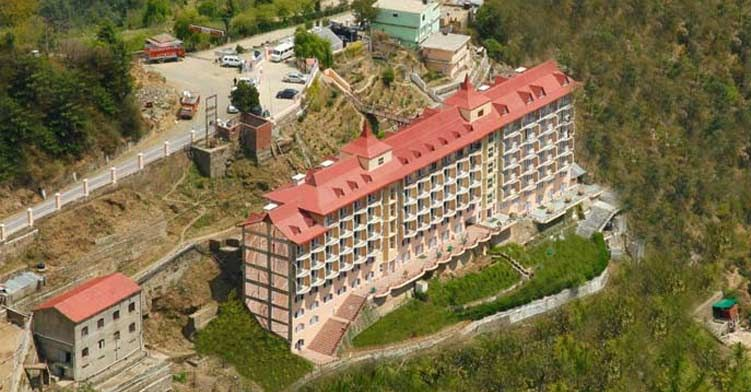 Hotel Toshali Royal View Resort Shimla Shimla Hotel Luxury Hotel