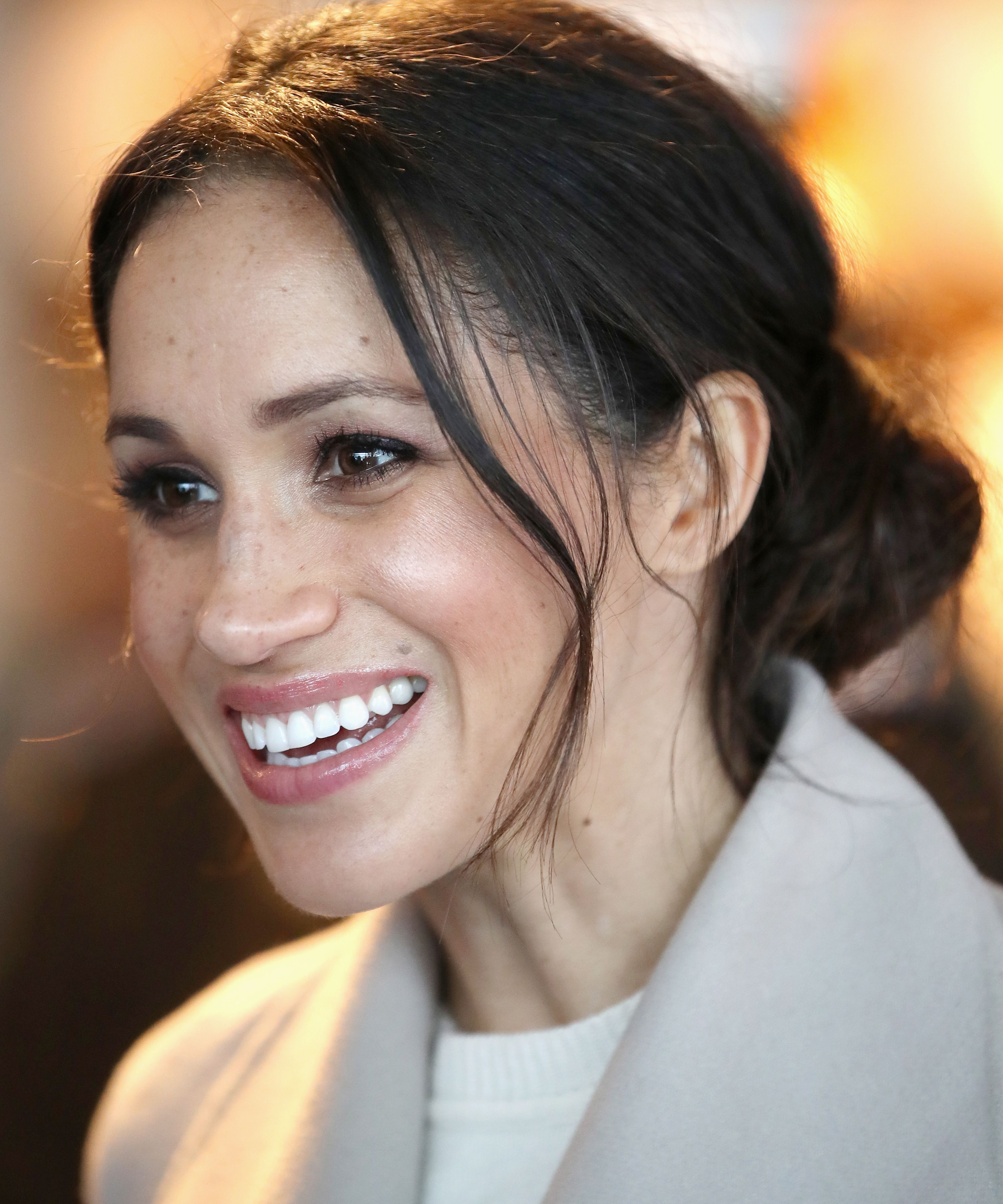 Meghan Markle Always Wears These 5 Beauty Trends & No One