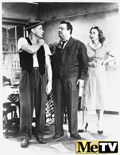 MeTV Network The Honeymooners Art Carney, Jackie