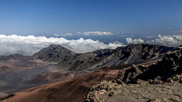 Forget the Everest. From base to top, the Hawaiian Mauna Kea is tallest mountain in the world.
