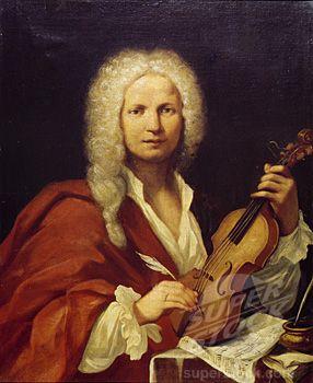 "Antonio Vivaldi ""The Red Priest"" (1678-1741) Italian baroque composer | Klassisk musik | Pinterest"