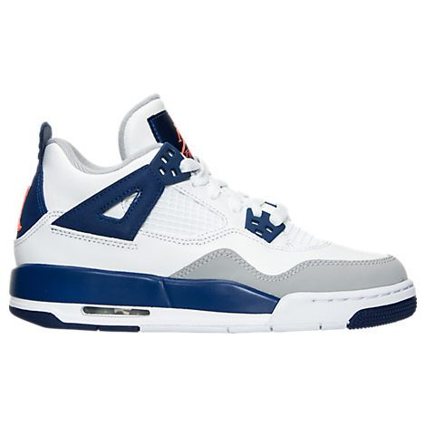 new arrival 72f75 c8170 Girls' Grade School Air Jordan Retro 4 (3.5y-9.5y ...