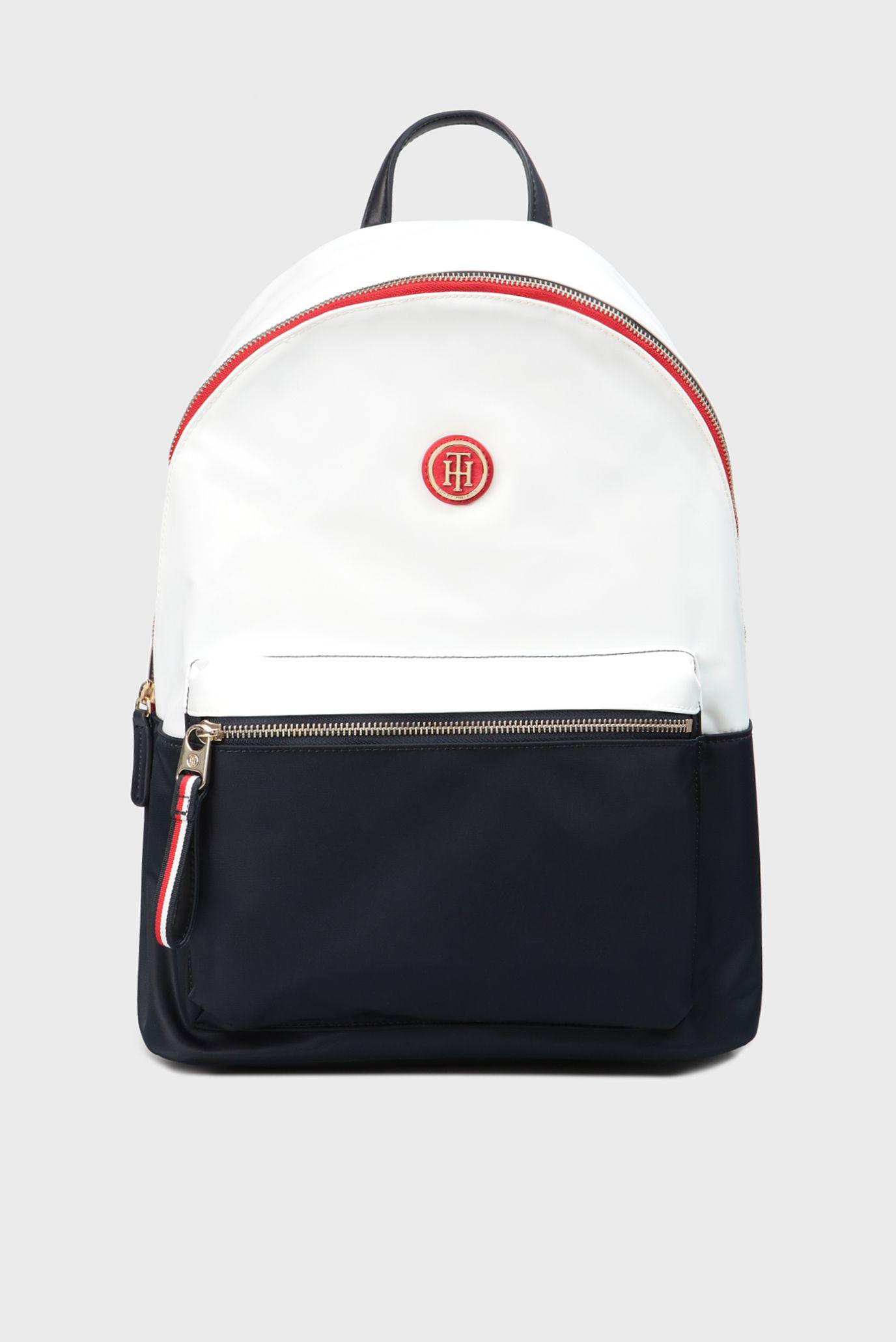 ab3cee9144a9 Купить Женский белый рюкзак Tommy Hilfiger Tommy Hilfiger AW0AW05407 ...