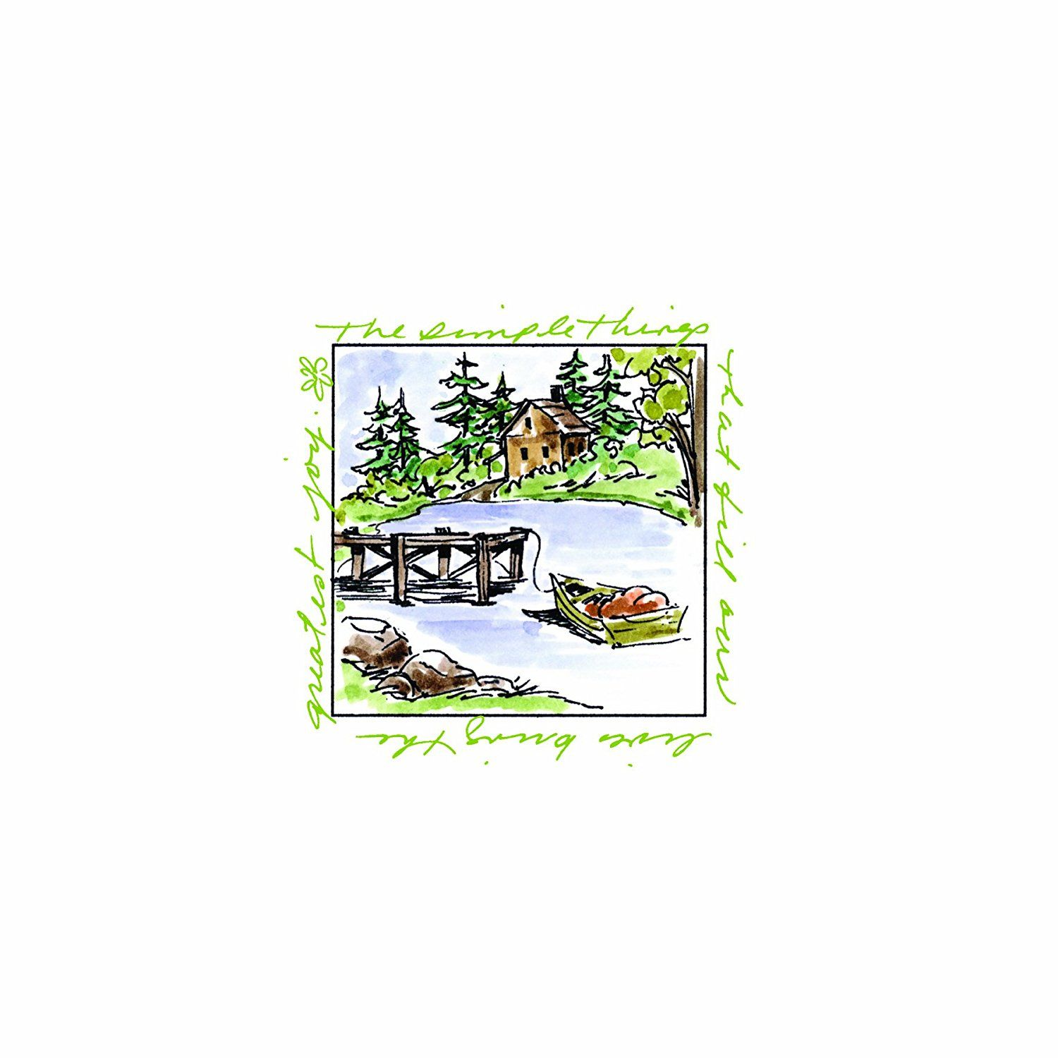 Rubber stamps arts and crafts - Amazon Com Art Impressions Lake House Window Rubber Stamp Arts Crafts