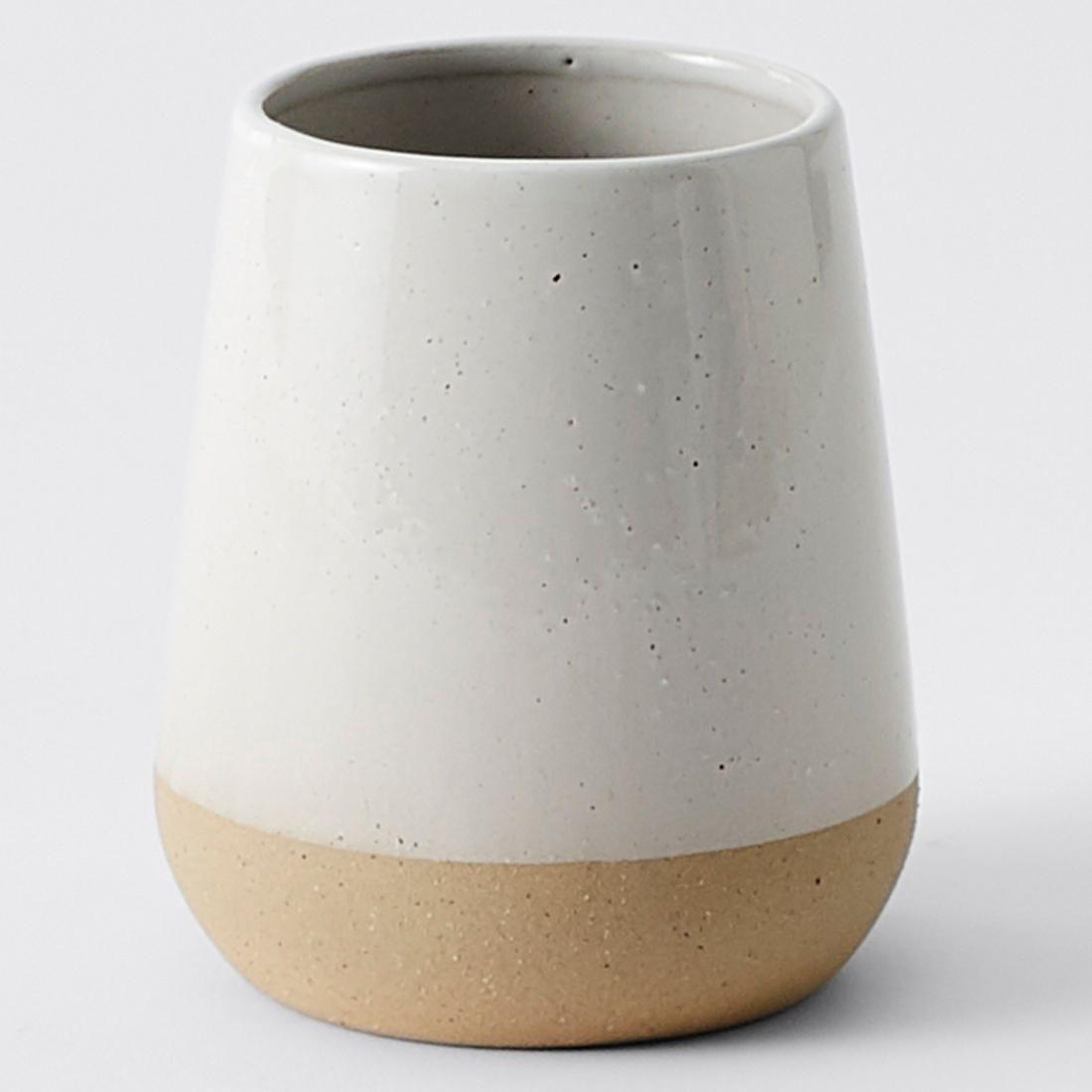 Dipped Glaze Ceramic Tumbler Ceramics, Tumbler, Glaze