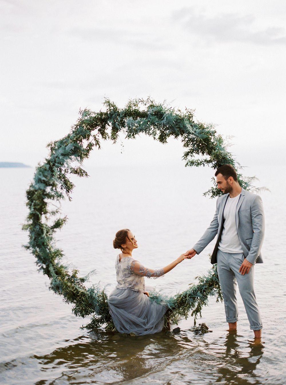 wedding photography - photo by Muravnik Photography http://ruffledblog.com/calming-baltic-sea-wedding-inspiration