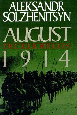 August 1914 solzhenitsyn pdf