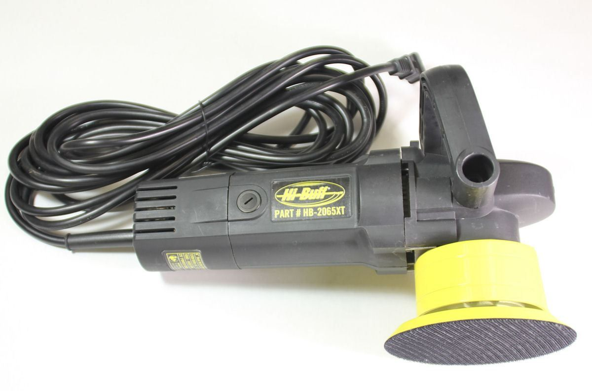 Dual Action Variable Speed Orbital Polisher Dual