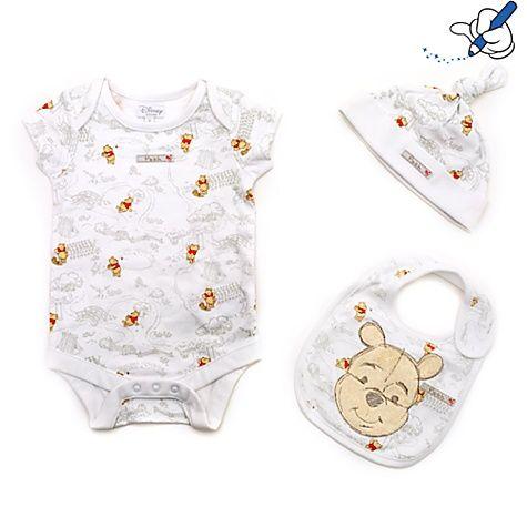 Winnie the Pooh Baby Gift Set  45ca1b79c