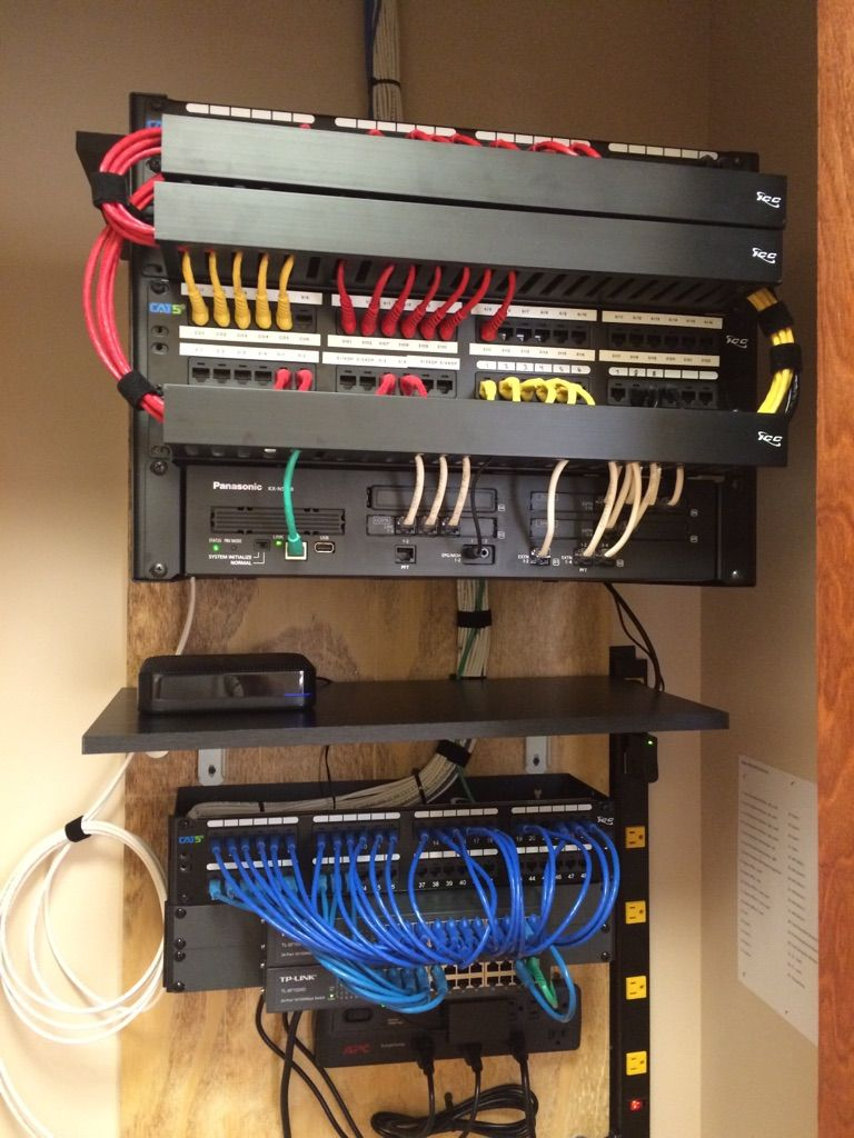 small resolution of small business network installation they did a great job setting up this system