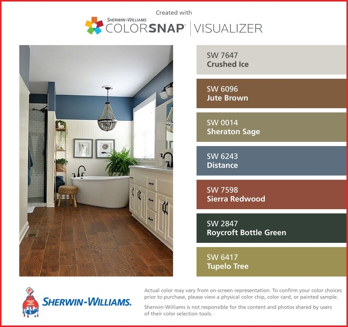 Sherwin Williams Color Visualizer 36596 Sherwin Williams Exterior