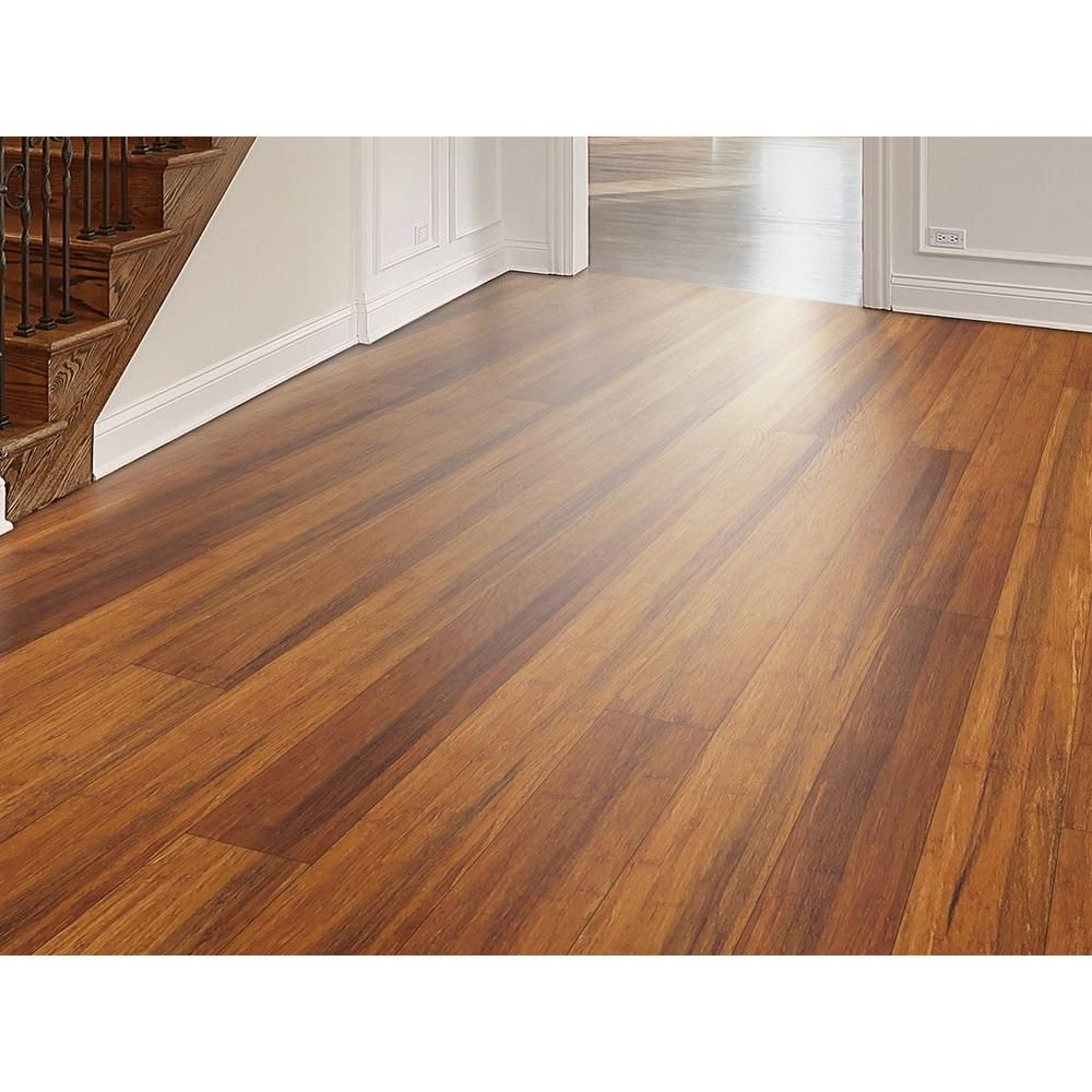Ecoforest Spanish Tiger Locking Solid Stranded Bamboo 1 X2f 2in X 5in 100095611 Floor And Decor Flooring Bamboo Wood Flooring Bamboo Flooring