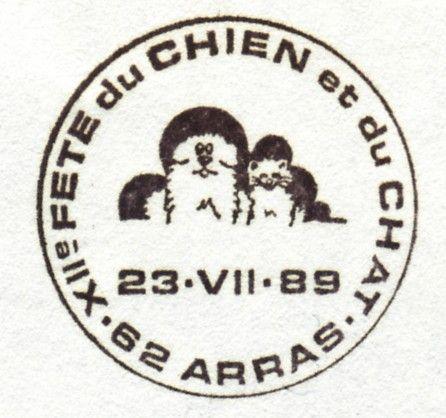 Sello Pstal .1989