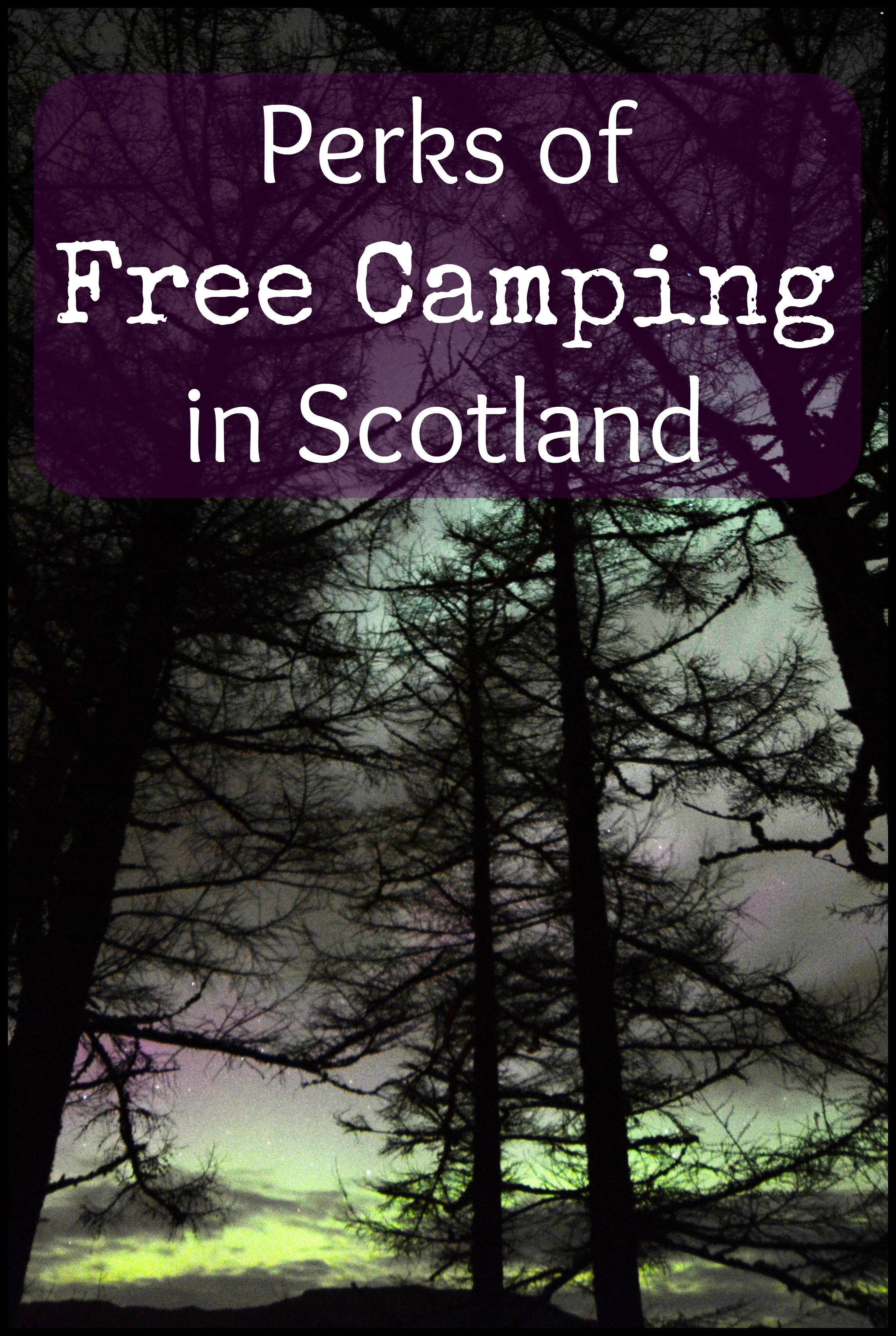 Wild Camping in Scotland | Camping scotland, Camping in ...